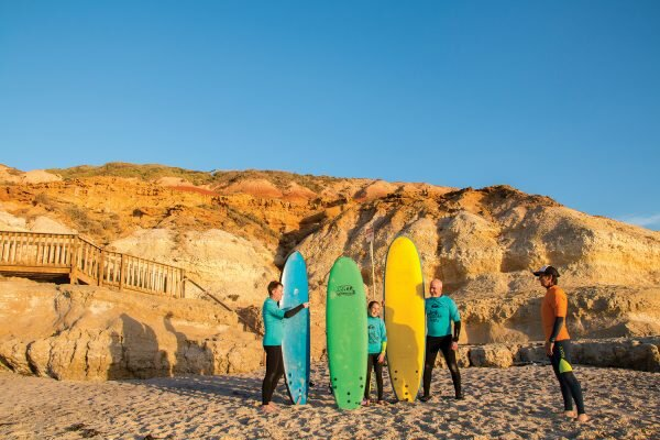 Southern Adelaide's Best Surf And Sand Beaches